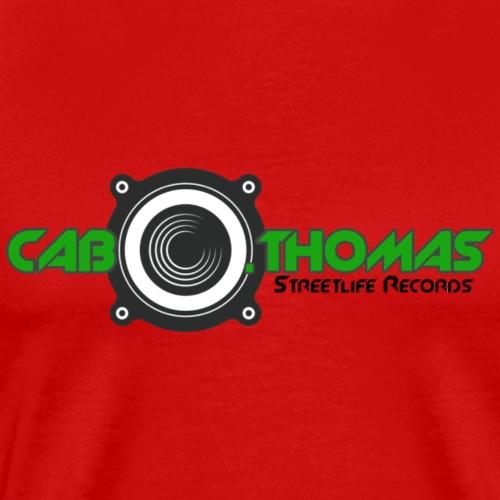 cab thomas Logo - Männer Premium T-Shirt