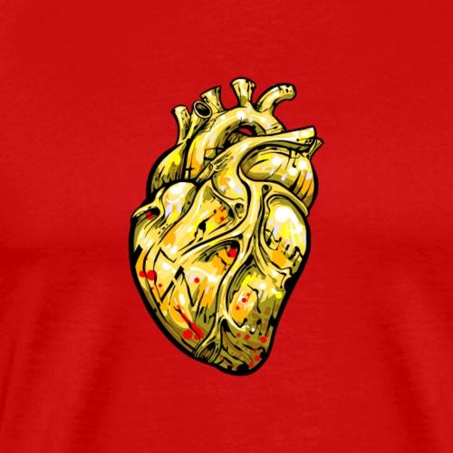 Heart of Gold - Men's Premium T-Shirt