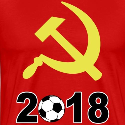 Foot Russe - Men's Premium T-Shirt
