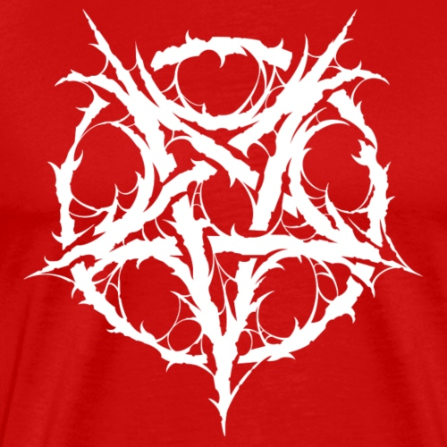 Wiccan Pentagram - Camiseta premium hombre
