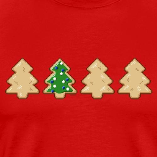 Weihnachtsplatzerl - Männer Premium T-Shirt