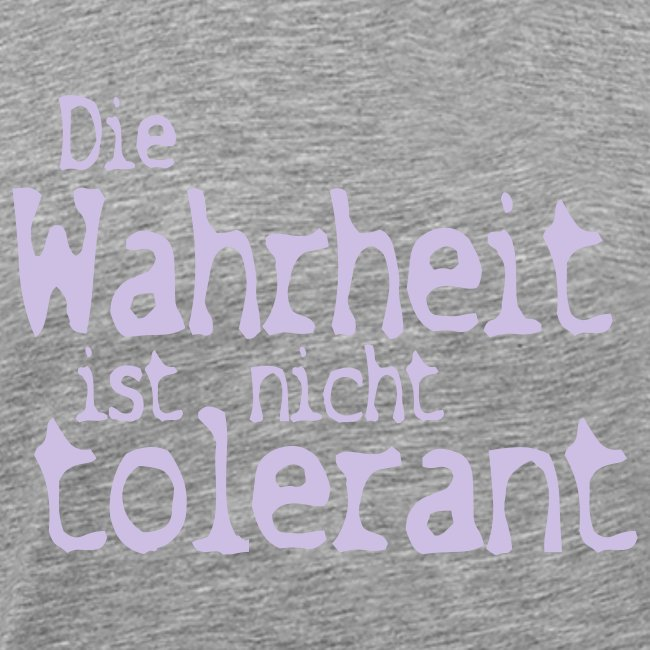 tolerant (JESUS-shirts)