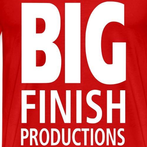 BFProductions_logo - Men's Premium T-Shirt