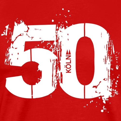 Motiv_City_Köln_50 - Männer Premium T-Shirt