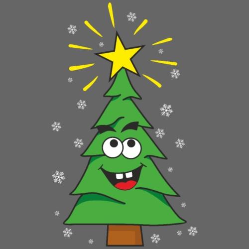 Árbol de navidad - Camiseta premium hombre
