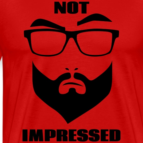 not impressed - homme - T-shirt Premium Homme