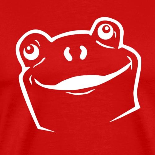 Moistface - Premium-T-shirt herr