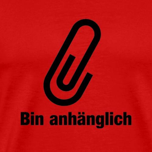 Liebe muss schön sein! - Männer Premium T-Shirt
