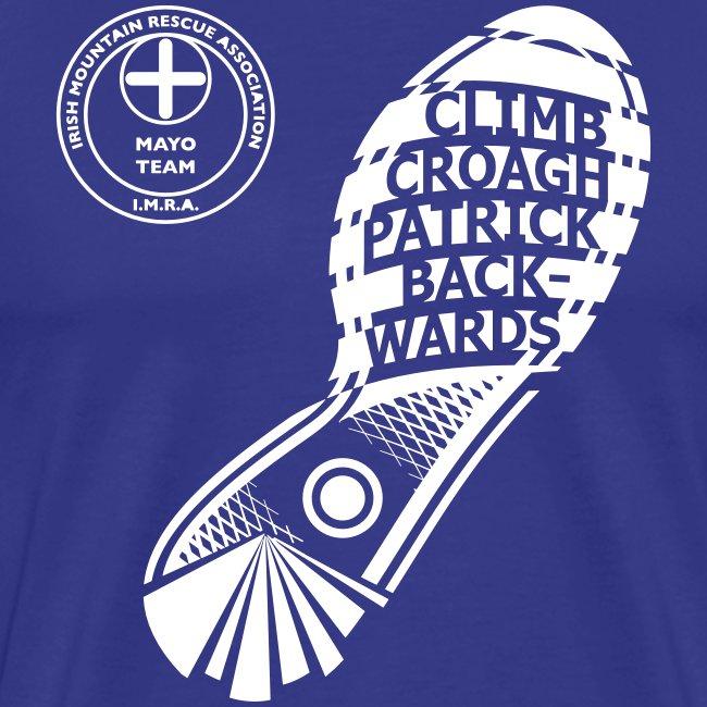 Climb Croagh Patrick Back