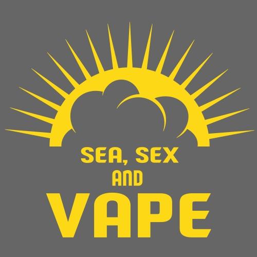SEA SEX AND VAPE - T-shirt Premium Homme
