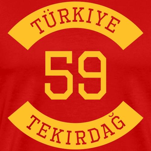 turkiye_59 - Männer Premium T-Shirt