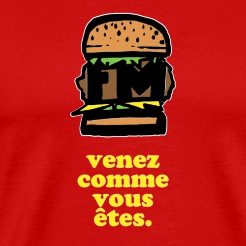 FatBurger Edition - T-shirt Premium Homme