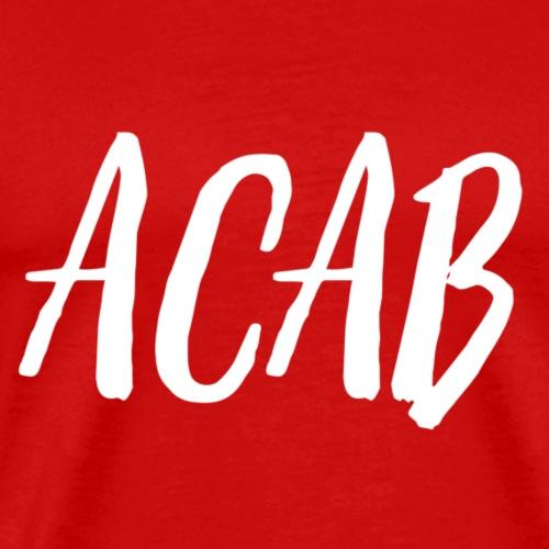 ACAB - Männer Premium T-Shirt