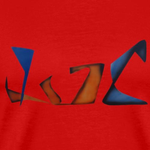 Airbrush Design - Männer Premium T-Shirt