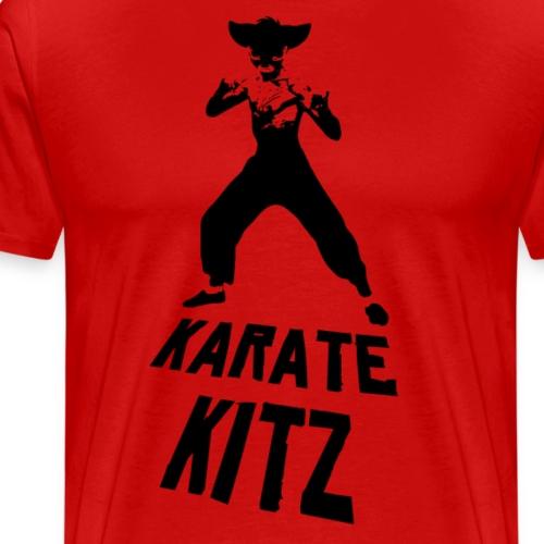 Karate Kitz - Männer Premium T-Shirt