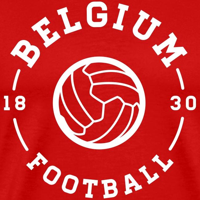 Belgium football - Belgique - Belgie