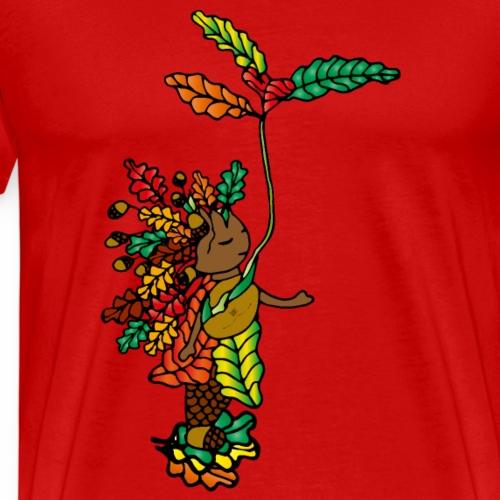 Coma- Die Hüterin der Wälder - Männer Premium T-Shirt