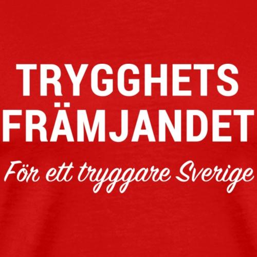 Trygghetsfrämjandet - Premium-T-shirt herr