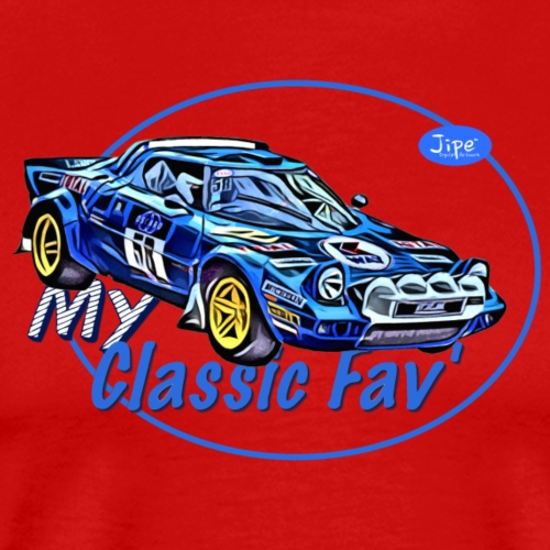 Classic Fav 5 - T-shirt Premium Homme