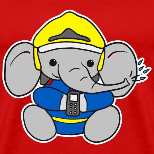 Feuerfant - Männer Premium T-Shirt