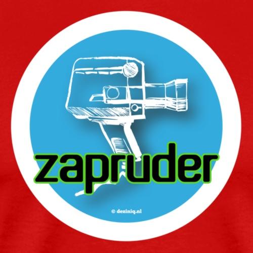 Zapruder - Mannen Premium T-shirt