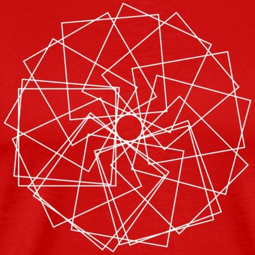runde Sache, für kreative Köpfe - Männer Premium T-Shirt