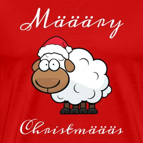 Määäry Christmäääs - Männer Premium T-Shirt