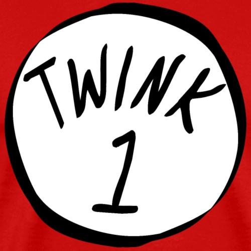 Twink 1 | Pride | LGBT | Kostüm - Männer Premium T-Shirt