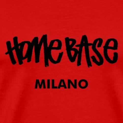 Home City Milano - Männer Premium T-Shirt