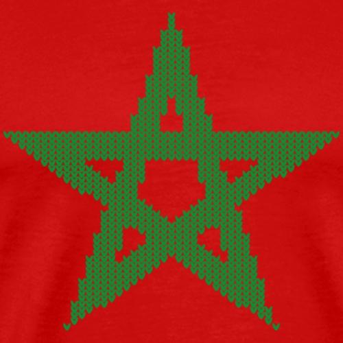 Étoile marocaine - T-shirt Premium Homme