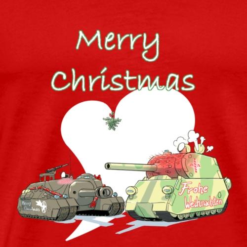 Marry Christmas - Men's Premium T-Shirt