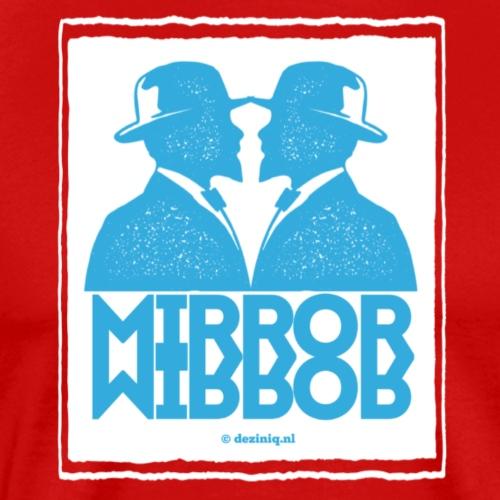 Mirror Mirror - Mannen Premium T-shirt