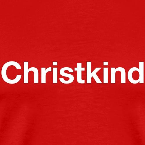 Christkind - Männer Premium T-Shirt