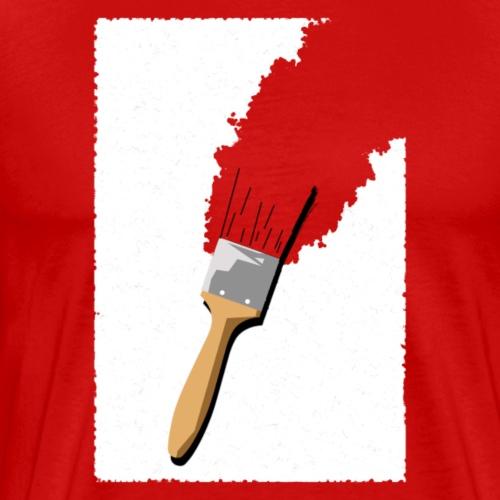 Brushed - Camiseta premium hombre