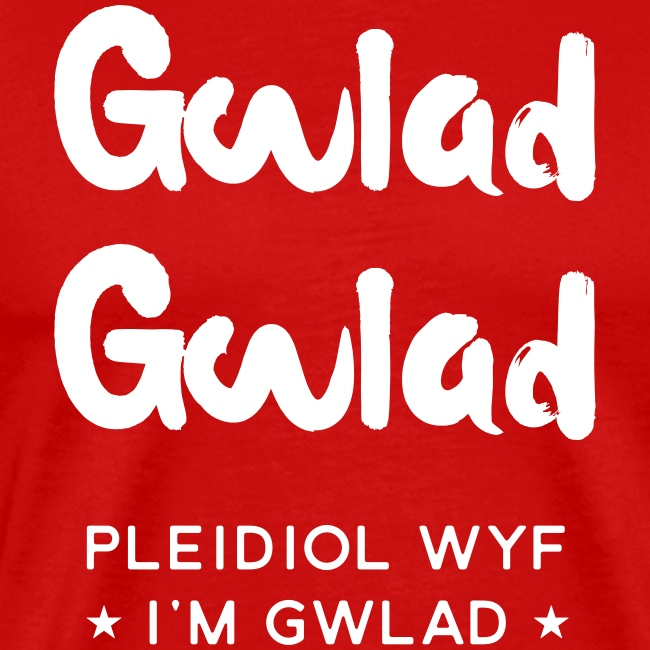 Wales Rugby Anthem | Men's Premium T-Shirt