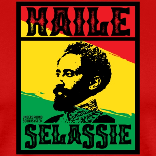 Emporer Haile Selassie I - Männer Premium T-Shirt