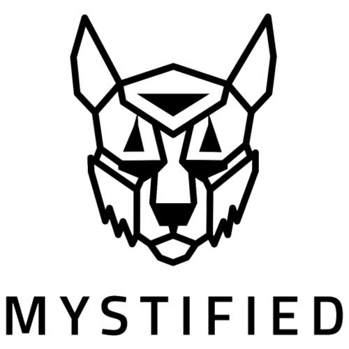 Mystified logo - Mannen Premium T-shirt
