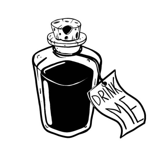 Drink Me - Camiseta premium hombre