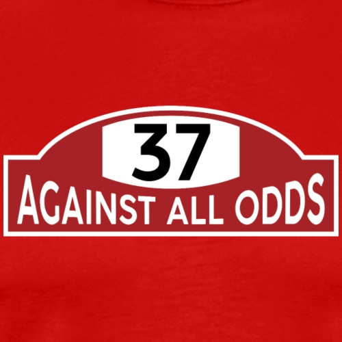 Against All Odds / Number 37 - T-shirt Premium Homme