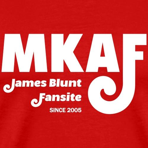 mkaflogo spreadshirt1 - Men's Premium T-Shirt