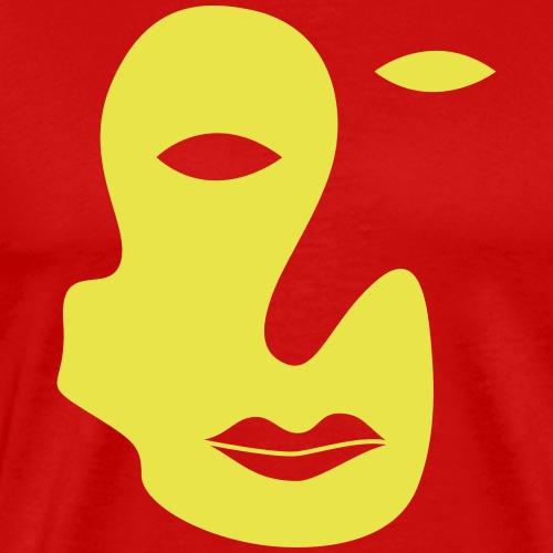 SANSTITRE - T-shirt Premium Homme