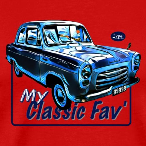 Classic Fav 4 - T-shirt Premium Homme