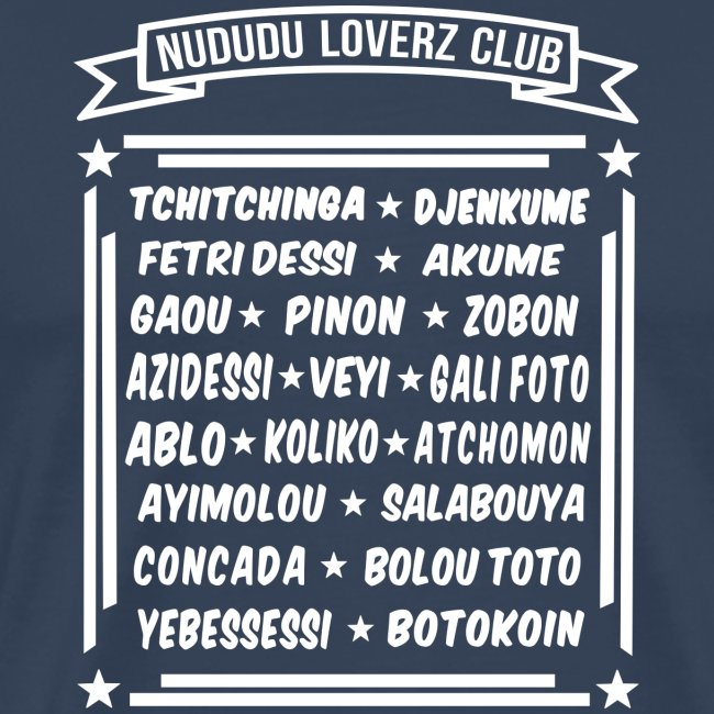 NUDUDU LOVERZ CLUB
