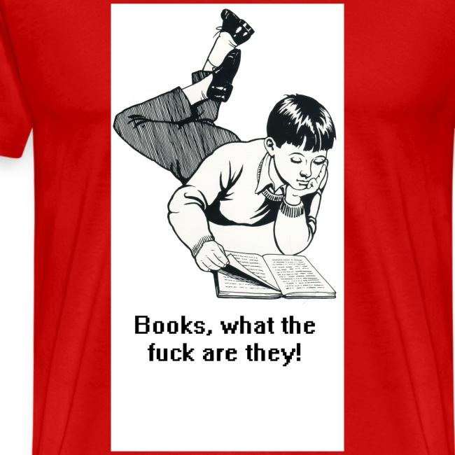 bookspoketshirt david stokes