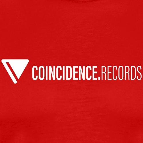 Coincidence Records 2017 - Mannen Premium T-shirt