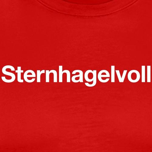 Sternhagelvoll - Männer Premium T-Shirt