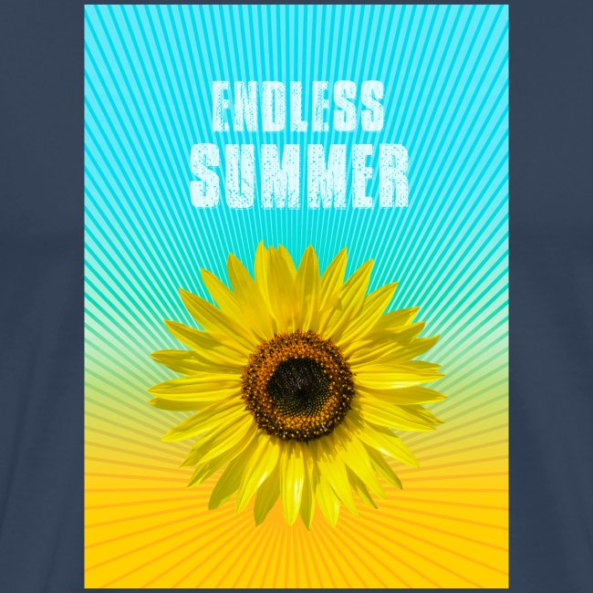 sunflower endless summer Sonnenblume Sommer