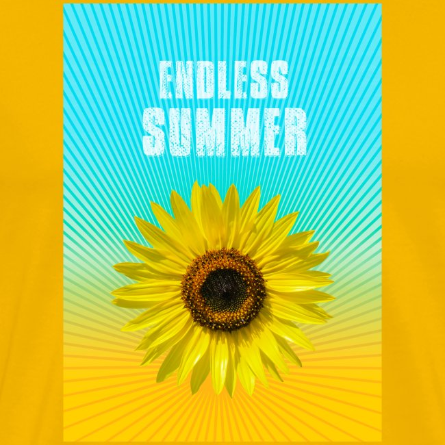 sunflower endless summer Sonnenblume Sommer