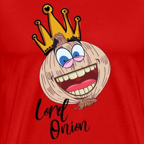 LORD ONION | GESCHENKIDEE - Männer Premium T-Shirt