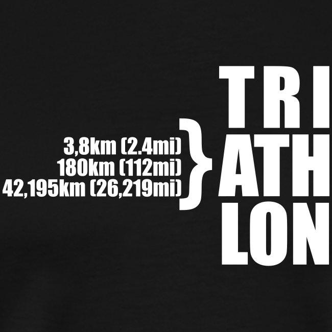 Triathlon Sport Distance